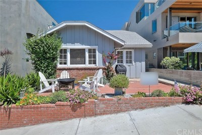 Los Angeles County Single Family Home For Sale: 127 16th Street