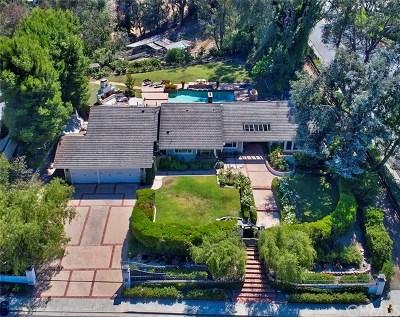 Laguna Hills Single Family Home For Sale: 27041 Hidden Trail Road