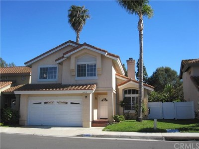Laguna Niguel Single Family Home For Sale: 24812 Rigger