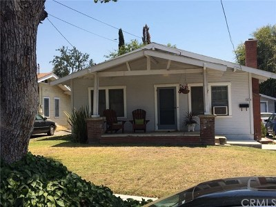 Glendale Single Family Home For Sale: 1410 E California Avenue