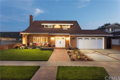 Fountain Valley Single Family Home For Sale: 9642 Toucan Avenue