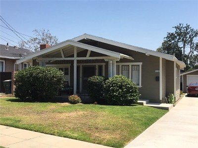 Glendale Single Family Home For Sale: 1416 E California Avenue