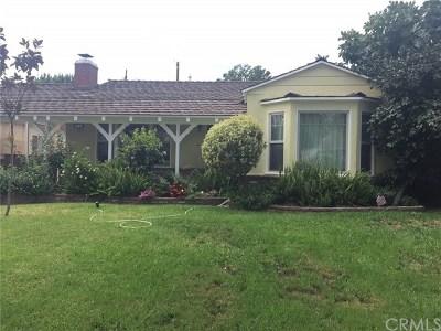 Burbank Single Family Home For Sale: 627 N Beachwood Drive