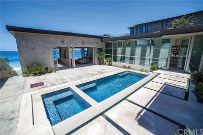 Laguna Beach Single Family Home For Sale: 990 Ocean Front