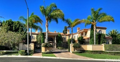 Laguna Niguel Single Family Home For Sale: 2 Inspiration Point