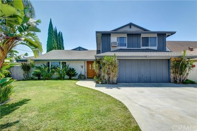 Tustin Single Family Home Active Under Contract: 13502 Farmington Road