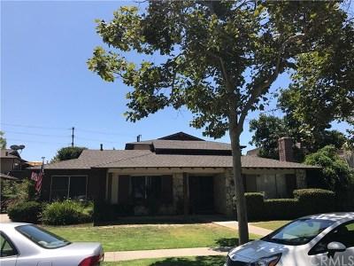 Santa Ana Multi Family Home For Sale: 2732 W Keller Avenue