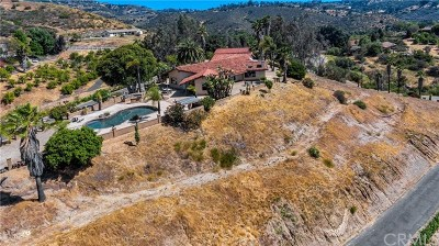 Fallbrook Single Family Home For Sale: 2337 Willow Glen Road