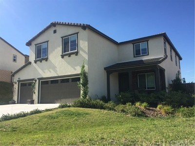 Riverside, Temecula Single Family Home For Sale: 18626 Lakepointe Drive