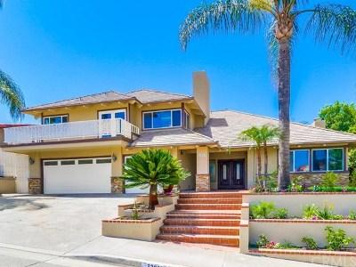 Mission Viejo Single Family Home For Sale: 22821 Bergantin