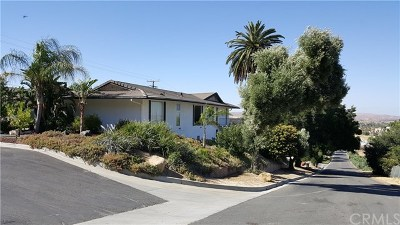 Lake Elsinore Single Family Home For Sale: 15198 Darnell Drive