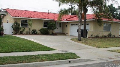Huntington Beach Single Family Home For Sale: 16551 Higgins Circle