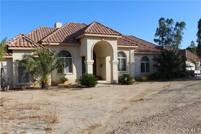 Murrieta Single Family Home For Sale: 39092 Vista Del Bosque