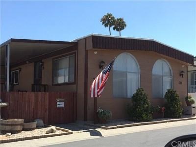 San Juan Capistrano Mobile Home Active Under Contract: 32302 Alipaz Street