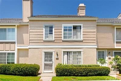 Irvine Condo/Townhouse For Sale: 55 Fox Hollow