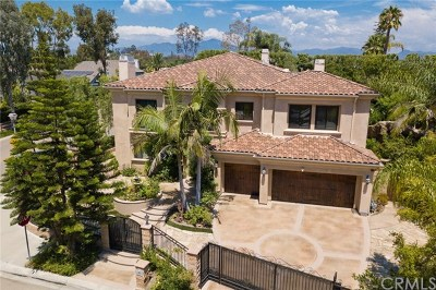 Laguna Hills Single Family Home For Sale: 26402 Chaparral Place