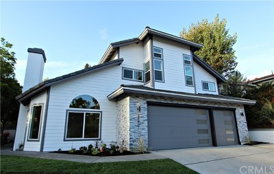 Laguna Hills Single Family Home Active Under Contract: 24491 Mandeville Drive