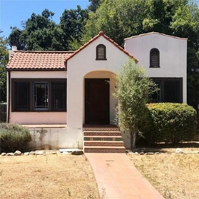 Pasadena Single Family Home Active Under Contract: 241 S Vinedo Avenue