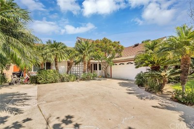 Tustin Single Family Home For Sale: 13421 Diamond Head Drive