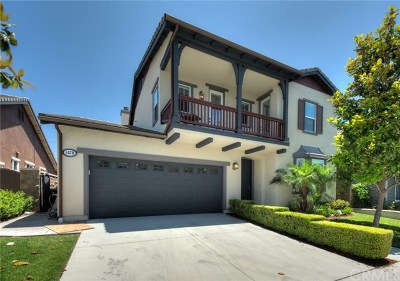 Tustin Single Family Home For Sale: 1478 Voyager Drive