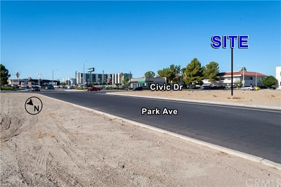 Victorville Residential Lots & Land For Sale: Civic Drive