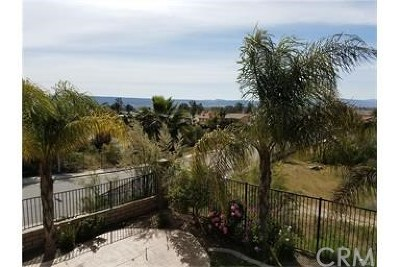 Murrieta CA Single Family Home For Sale: $459,500