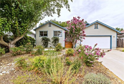 Paso Robles Single Family Home Active Under Contract: 1135 Samantha Drive