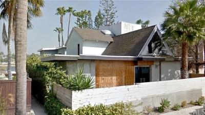Long Beach Single Family Home Active Under Contract: 5329 E Appian Way