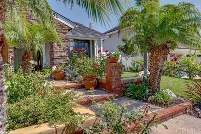 Dana Point Single Family Home For Sale: 25551 Leeward Dr