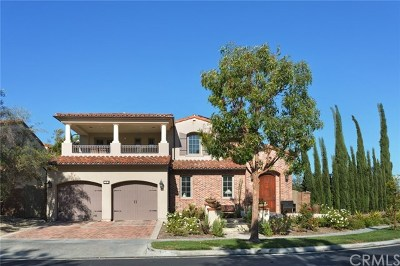 Irvine Single Family Home For Sale: 25 Woods Trail