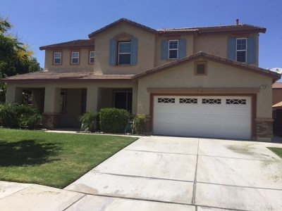 Eastvale Single Family Home For Sale: 7237 Beckett Field Lane