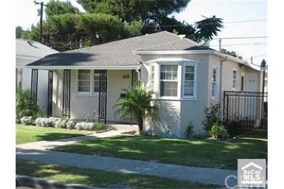 Long Beach Single Family Home For Sale: 259 E Morningside Street