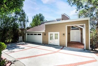 Coto De Caza Single Family Home For Sale: 23491 Via Alondra