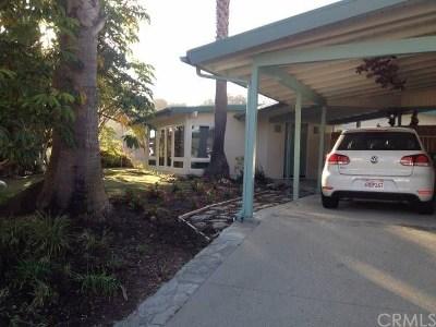 Orange County Rental For Rent: 305 E Avenida San Juan