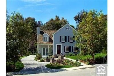 Orange County Rental For Rent: 30031 Hillside Terrace