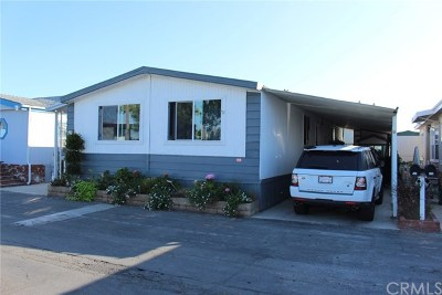 Huntington Beach Mobile Home For Sale: 21851 Newland