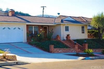 San Pedro Single Family Home For Sale: 1307 S Malgren Avenue