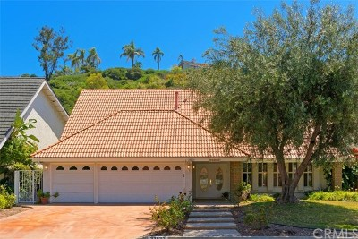 San Juan Capistrano Single Family Home For Sale: 33532 Via De Agua