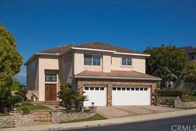 Irvine Single Family Home For Sale: 20 Ascension