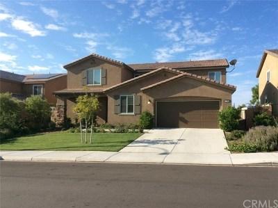 San Bernardino Single Family Home For Sale: 4068 Grand Fir Lane