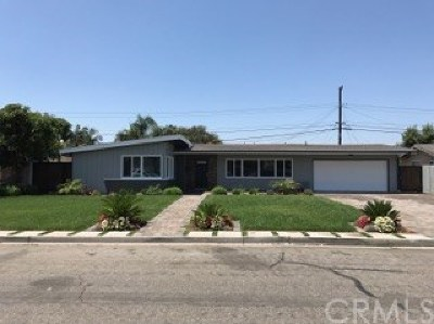 Garden Grove Single Family Home For Sale: 11911 Faye Avenue