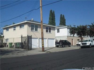 Santa Ana Multi Family Home For Sale: 416 N Lacy Street