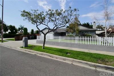 Santa Ana Single Family Home For Sale: 2329 Calvo Drive