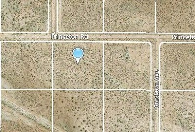 Barstow Residential Lots & Land For Sale: Princeton Road