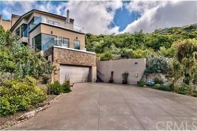 Laguna Beach Single Family Home For Sale: 829 Diamond Street