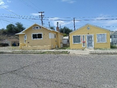 Needles Multi Family Home For Sale: 110 S L Street