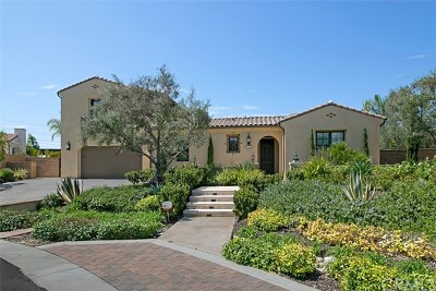 Ladera Ranch Single Family Home For Sale: 11 Gaucho Road