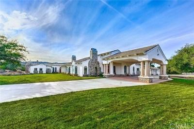 Canyon Lake, Lake Elsinore, Menifee, Murrieta, Temecula, Wildomar, Winchester Rental For Rent: 41701 Calle Los Pericos
