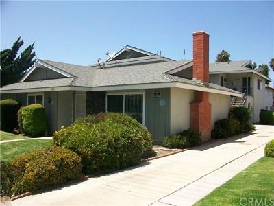 Santa Ana Multi Family Home For Sale: 505 Sunflower Avenue