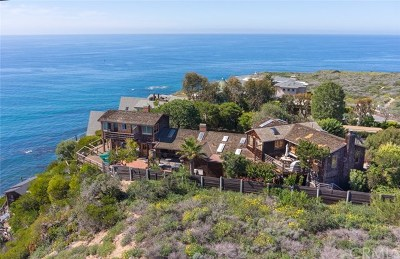 Dana Point Single Family Home For Sale: 34555 Scenic Drive